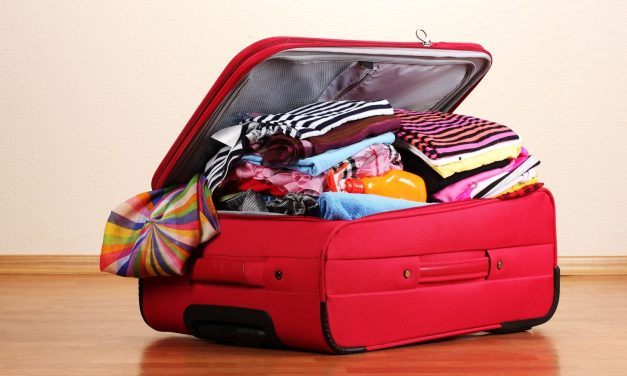 Dicas de como arrumar a mala para viagem ao exterior
